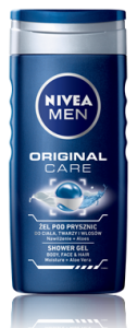 NIVEA original care żel pod prysznic 250ml