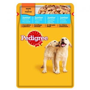 Karma Pedigree Pies Kura Junior 100G Saszetka