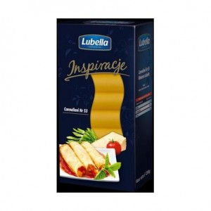 Makaron Inspiracje 250G Cannelloni Lubella