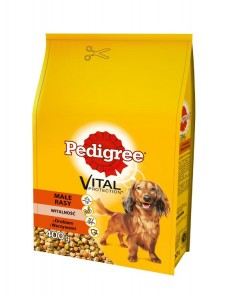 Karma Pedigree Pies Mini Drób Sucha 400G