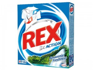 Proszek Do Prania Rex 300G Do Bialego