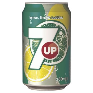 Napoj 7Up 330Ml Puszka Pepsi