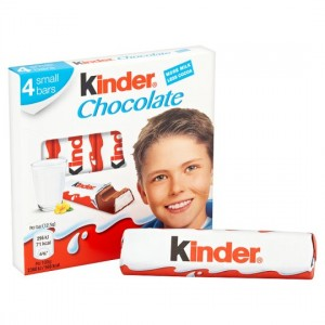 Czekolada Kinder Chocolate 50G T4