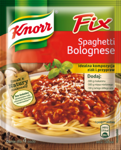Fix Knorr Do Spaghetti Bolognese 42G (4P)