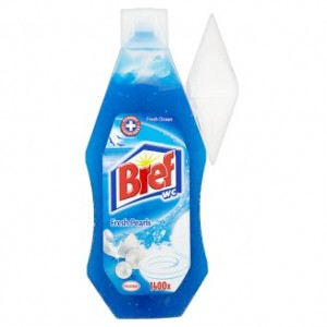 Bref WC Fresh Pearls Fresh Ocean Żel do toalet 360ml