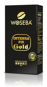 Kawa Woseba Intensa Fix Gold Vacum 500g