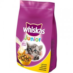 Karma Whiskas Kot Junior Sucha 300G