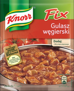 Fix Knorr Do Gulasz Węgierski 51G (4P)