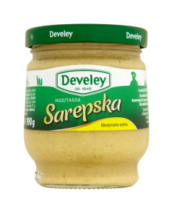 Develey Musztarda Sarepska 190g