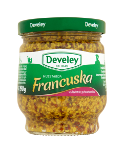 Develey Musztarda Francuska 190g